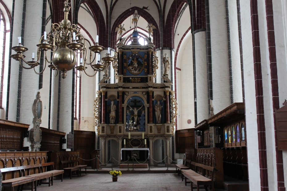 St. Stephan (Tangermünde) – Altar